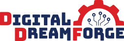 Software Quality Assurance | Digital Dream Forge Logo